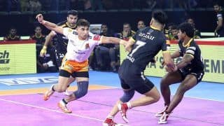 Dream11 Team PUN vs HYD Pro Kabaddi League 2019 – Kabaddi Prediction Tips For Today's PKL Match 119 Puneri Paltan vs Telugu Titans at Tau Devilal Sports Complex in Panchkula
