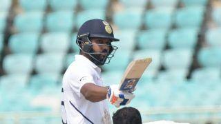 टेस्ट क्रिकेट इतिहास में बतौर ओपनर डेब्यू मैच में दो शतक लगाने वाले पहले बल्लेबाज बने रोहित शर्मा