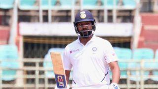 रांची टेस्ट: रोहित-रहाणे की साझेदारी के दम पर लंच तक भारत 71/3