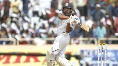 रोहित शर्मा ने जड़ा टेस्ट करियर का पहला दोहरा शतक, बनाए कई रिकॉर्ड