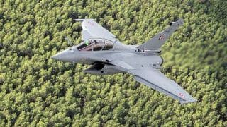 First Batch of 5 Rafale Fighter Jets Likely to Arrive in India by July-end, Says IAF