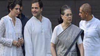 SPG to Accompany Rahul, Priyanka And Sonia at All Times on Foreign Trips, Centre Tweaks Security Rules For Gandhis
