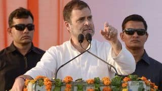 Rahul Gandhi Slams Centre Over WhatsApp Spygate Row, Links it With Rafale Deal