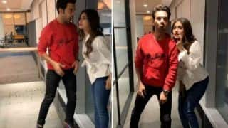 Mouni Roy, Rajkummar Rao Dance to 'Rukmini Rukmini' And Their Expressions Are Priceless - Watch