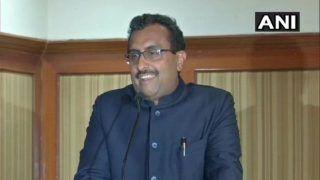 Not Every Kashmiri a Separatist or Anti-National: Ram Madhav Defends J&K Citizens