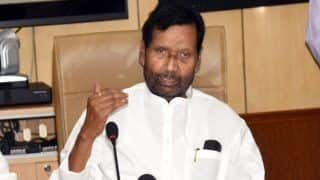 NDA Will Win All Seats in Bihar Bypolls, Says BJP Ally Ram Vilas Paswan