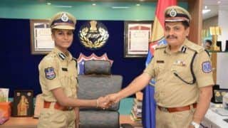17-Year-Old Telangana Girl Battling Cancer Lives Her Dream, Becomes Police Commissioner For a Day