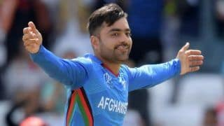 Afghanistan Announce ODI, T20I Squads For West Indies Series
