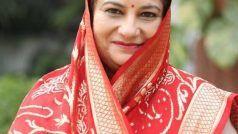 सीएम योगी के मौजूदगी में भाजपा में शामिल हुई कांग्रेस की पूर्व सांसद रत्ना सिंह