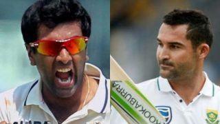 IND vs SA, 2nd Test : टेस्ट में डीन एल्गर को 6 बार आउट करने वाले पहले गेंदबाज बने अश्विन