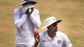 I am Very Lucky in Terms of Where I Have Reached in my Career: Ashwin