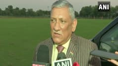 Three Terror Camps Destroyed Across PoK,    Says Army Chief Bipin Rawat