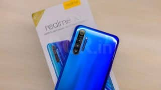 Realme XT to go on sale at 12 noon today: Price in India, offers, and specifications