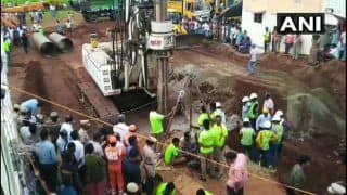 TN: Operations Underway to Rescue 2-year-old Boy From 25 Feet Deep Borewell