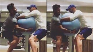 Rishabh Pant Undergoes Unique Training Session Ahead of 2nd Test vs South Africa | WATCH VIDEO