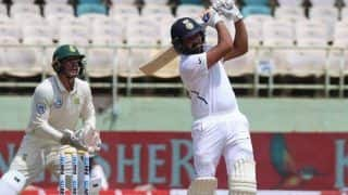 Rohit Sharma Pips Chris Cairns, Wasim Akram to Achieve Unique Test Record of Hitting Most Sixes Against One Bowler