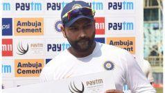 पारी का आगाज करने का मौका देने के लिए Team Management का आभारी हूं : रोहित शर्मा