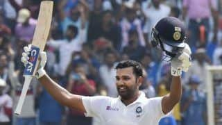 3rd Test: India Declare At 497/9 After Rohit's Double, Jadeja's Fifty