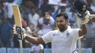 3rd Test: South Africa Lose Two Before Rohit Sharma's Double Hundred Powers India To 497
