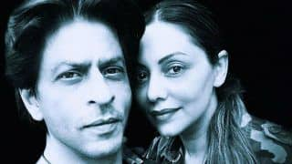 'Beyond All Fairy Tales'! Shah Rukh Khan Shares Heartwarming Post For Wife Gauri Khan on Their 28th Anniversary