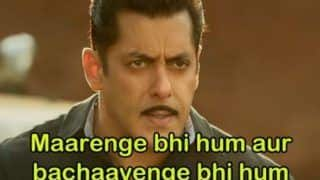 Dabangg 3 Trailer Twitter Review: Netizens Call Salman Khan's Film a 'Blockbuster Hit', Starts Meme Fest