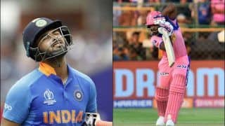 Sanju Samson Slams Maiden List A Double Century, Fans Want Him to Replace Rishabh Pant