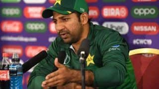 Sarfaraz Ahmed to Remain in Top Central Contract Category Despite Recent Captaincy Sacking