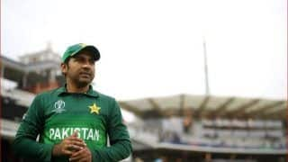 Former Pakistan Captain Sarfaraz Ahmed Fined For Making 'Inappropriate Comments' in Quaid-e-Azam Trophy