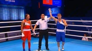 Sarita Devi Knocked Out Of Women's World Boxing Championship