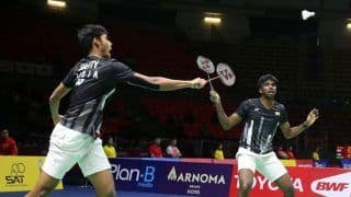 French Open Badminton 2019: Satwiksairaj Rankireddy-Chirag Shetty Beat Fifth-Seed Japanese Pair of Hiroyuki Endo-Yuta Watanabe to Enter Final of BWF Super 750 Tournament