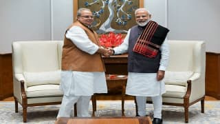 Satya Pal Malik Meets Modi at PM's Residence Day After Being Appointed as Goa's Governor