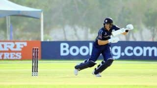 Scotland vs Kenya Dream11 Team Prediction: Captain And Vice Captain For Today Match 8, ICC Men's T20 World Cup Qualifier Group A SCO vs KEN at ICC Academy Ground No.2 in Dubai 15:40 PM IST