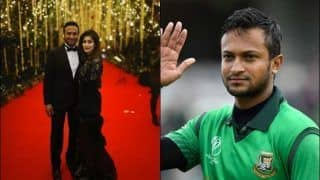 Shakib Al Hasan's Wife Comes Out in Support of Bangladesh All-Rounder After he Receives Two-Year Ban From ICC For Not Reporting Corruption