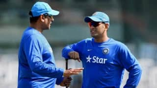 I Have Not Met MS Dhoni After the World Cup: Ravi Shastri
