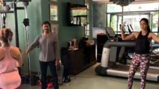 Shilpa Shetty, Raj Kundra, Shamita Shetty Sweat it Out During Grind And That's The Perfect Motivation we Need This Dussehra