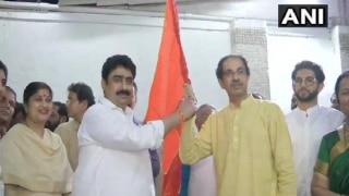 Big Jolt to NCP as Its Leader Sanjay Dina Patil joins Shiv Sena Ahead of Maharashtra Assembly Polls