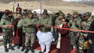 Siachen Now Open For Tourists And Tourism,    Says Rajnath Singh