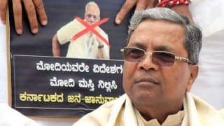 Siddaramaiah Sparks Row Over Remarks on Lingayat, Vokkaligas