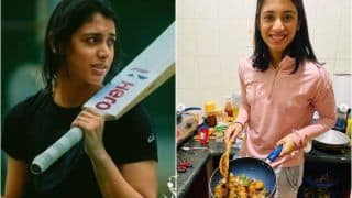 Away From Cricket, India Batswoman Smriti Mandhana Spends Time in Kitchen, Reveals Her Relaxing Therapy