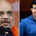 Sourav Ganguly, New BCCI President Vows to Never Join Politics, Calls His Meeting With Amit Shah Informal One