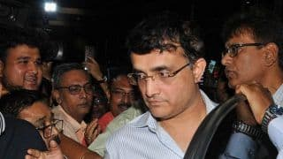 Resumption of Indo-Pak Ties Subject to Approval From Both Prime Ministers: Ganguly