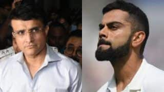 Sourav Ganguly Wants Virat Kohli-Led Team India to Beat Australia in 2020 Test Series
