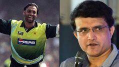 शोएब अख्तर बोले- सौरव गांगुली ने भारतीय क्रिकेट को बदला है, अब...
