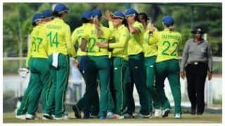 दक्षिण अफ्रीका से छठा टी-20 हार के बावजूद महिला क्रिकेट टीम ने 3-1 से जीती सीरीज