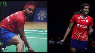French Open 2019: PV Sindhu Moves to Next Round With Easy Win, Subhankar Dey Upsets Tommy Sugiarto in Round 1