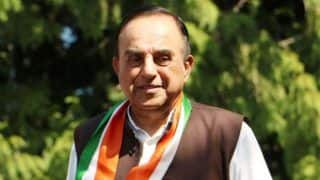 Subramanian Swamy Demands Cancellation of EU MPs' Visit to Kashmir