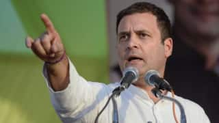 ''Everybody Knows What's Going On'', Rahul Gandhi Attacks PM Modi Over FIR Against Celebrities