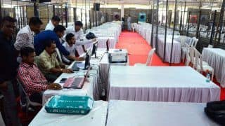 Chhattisgarh Bypoll: Counting of Votes For Chitrakot Seat on October 24