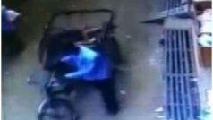 चमत्कार: 30 फुट ऊंची गैलरी से गिरा 3 साल का बच्चा, पूरी तरह सुरक्षित, देखें VIDEO