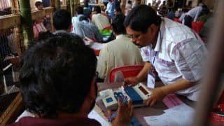 Gujarat Bypolls: Counting of Votes For Six Assembly Seats on October 24